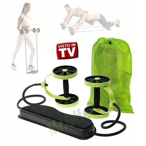 Revoflex Xtreme è un formidabile attrezzo per il dimagrimento di pancia e fianchi, attrezzi fitness...