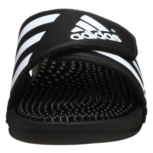 Adidas Performance adissage W Sandal Athletic, noir / noir / blanc, 4 M Us Black/Black/White