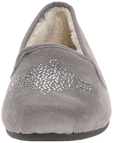 Hush Puppies Carnation Slipper Gray