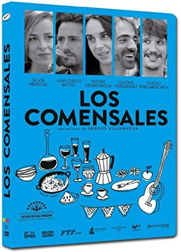 Los comensales [DVD]