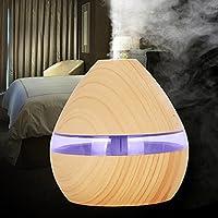 erthome Luft Aroma ätherisches Öl Diffuser LED Ultraschall Aroma Aromatherapie Luftbefeuchter 7 Farbwechsel Ätherisches... preisvergleich bei billige-tabletten.eu