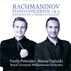 Rhapsody on a Theme of Pagnini in A Minor , Op. 43: Variation. No. 18, Andante cantabile