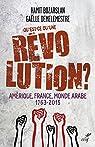 Qu'est-ce qu'une révolution ? par Bozarslan