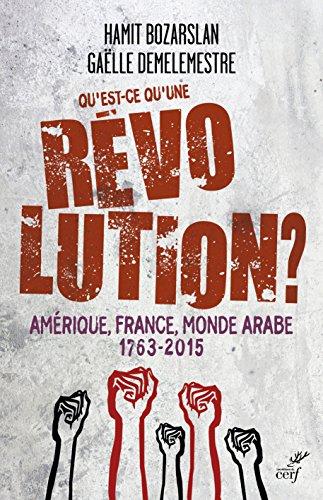 Qu'est-ce qu'une révolution ? : Amérique, France, monde arabe, 1763-2015