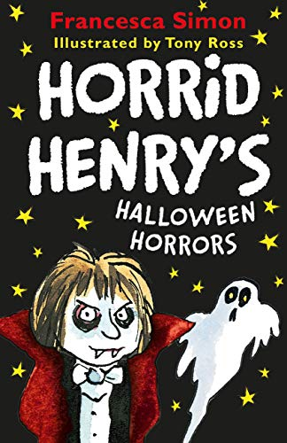 Horrid Henry's Halloween Horrors (English Edition)