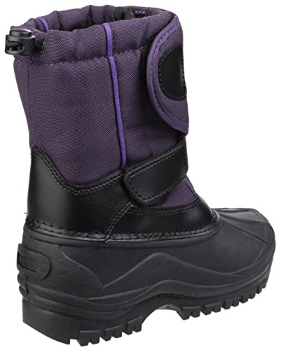 Cotswold Boys & Girls Avalanche Anti Slip Children's Snow Boots Marine