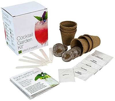 Plant Theatre Cocktailgarten-Kit - 6-Sorten von Plant Theatre bei Du und dein Garten