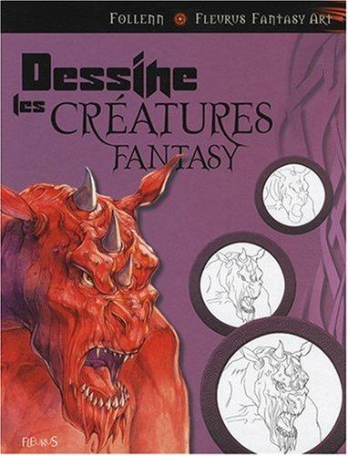 Dessine les créatures fantasy