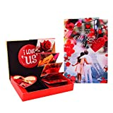 Best Husband Gifts From Wives - Archies® Valentine Love Gifts Box, Greeting Card Combo Review