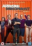 Arrested Development: Seasons 1-4 [Edizione: Regno Unito] [Import anglais]