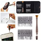 25 in 1 Precision Screwdriver Set Multi Pocket Repair Tool Kit