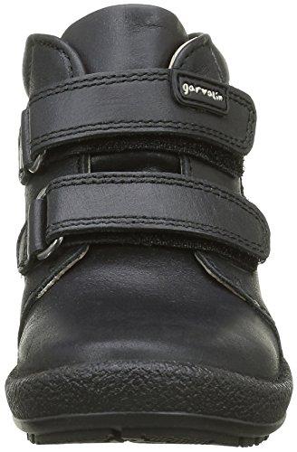 Garvalin Reeth, Sneakers Hautes Fille Noir(A/Negro)