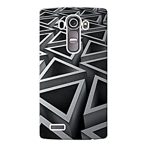 Mobile Back Cover For LG G4 (Printed Designer Case)