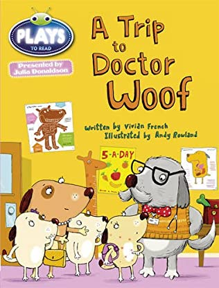 book cover of Trip to Doctor Woof