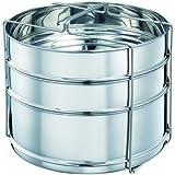 Prestige Separator Large Set, 21.2cm, Set of 3, Silver