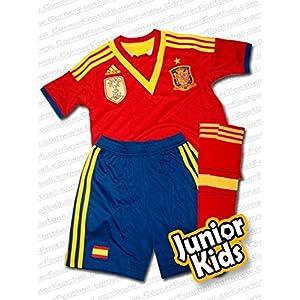 FEF H SMU Minikit–Minikit Spanien Fußball Baby Jungen Adidas