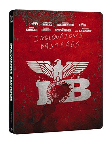 Bastardi Senza Gloria (Steelbook) (Blu-Ray) [Italia] [Blu-ray]