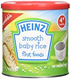Best Baby Rice - Heinz Baby Tub and Scoop Baby Rice, 140 Review