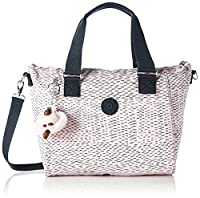 Kipling Amiel, Women�??s Bag, Pink (Soft Str), One Size