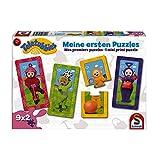 Schmidt Spiele Puzzle 56243Teletubbies, Il Mio Primo Puzzle, 9X 2Contorno Puzzle