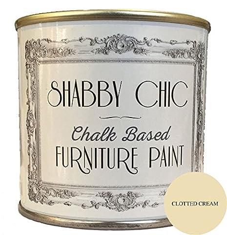 Craie pour meubles Effet chaux Crème Idéal pour créer un