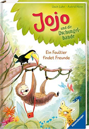 Jojo und die Dschungelbande, Band 1: Ein Faultier findet Freunde (Erstleser)