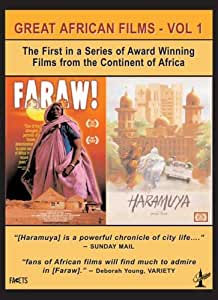 Great African Films 1: Haramuya & Faraw: Mother [DVD] [Region 1] [US Import] [NTSC]