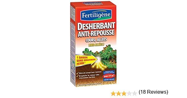 Willemse France Desherbant Anti Repousse Cours Allees Amazon Fr