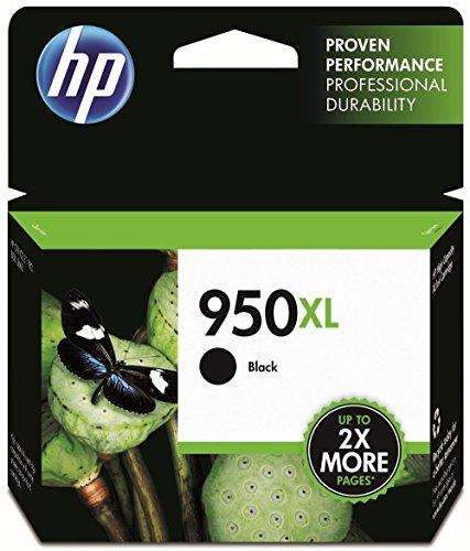 Preisvergleich Produktbild HP 950XL Schwarz Original Druckerpatrone mit hoher Reichweite für HP Officejet Pro