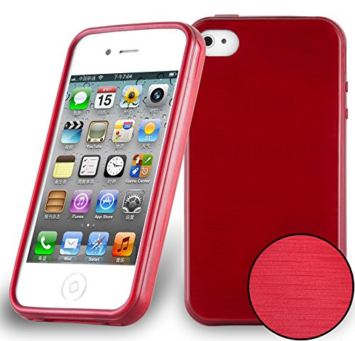 custodia iphone 4s antiurto