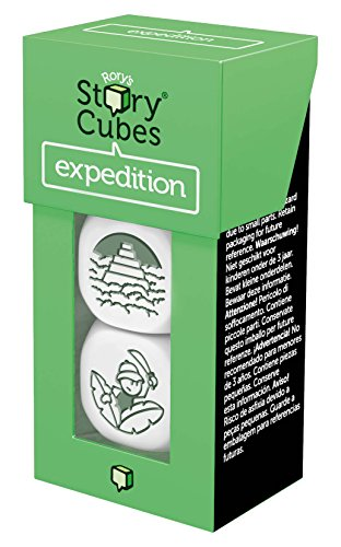Unbekannt Hutter Trade 879000 - Rory's Story Cubes Mix - Expedition