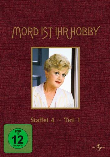 Mord ist ihr Hobby - Staffel 4, Teil 1 [3 DVDs]