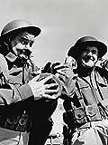Artland Leinwand auf Keilrahmen oder gerolltes Poster mit Motiv Filmszene Schrecken der Kompanie, 1941 Film & TV Stars Fotografie Schwarz/Weiß C4YB