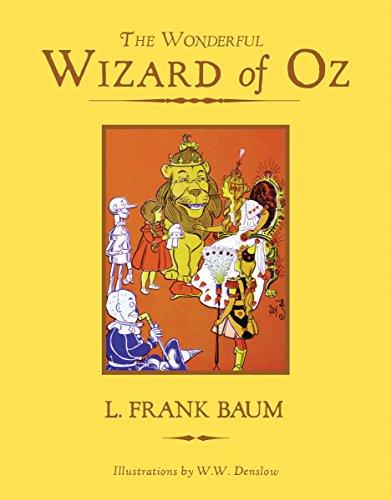 The Wonderful Wizard of Oz (Knickerbocker Children\'s Classics)
