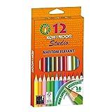 Koh-I-Noor H3472/DHf3472 Crayons Elefant 5,6 3 mm-Pack de 12