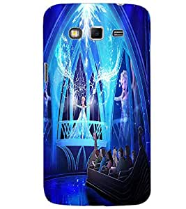 SAMSUNG GALAXY GRAND 2 PRINCES Back Cover by PRINTSWAG