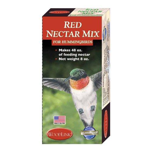 Woodlink Nektar Kolibri, Rot