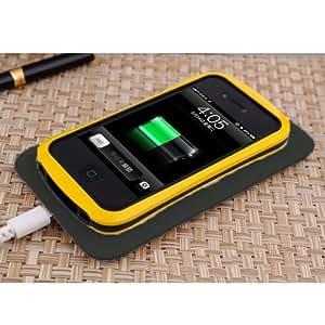 Qi Chargeur Transmetteur sans fil Charging Pad / Tapis pour Nokia Lumia 920 Nexus 4/5 noir