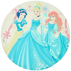 Tortenaufleger Disney Princess HOCHWERTIG von DEKOBACK Tortendeko - Tortenaufleger essbar | 1er Pack (1 x 13 g) | Tortenaufleger Geburtstag Mädchen | Tortenaufleger für Kindergeburtstag