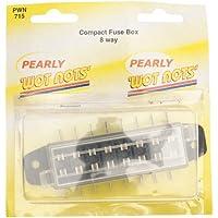 Pearl PWN715 Boite à fusibles compacte 8 voies