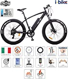 Prezzo i-Bike, Mountain Snow Unisex Adulto, Nero, Unica