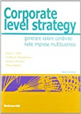 Corporate level strategy 3/ed