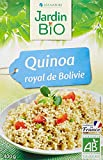 Jardin Bio Quinoa Royal de Bolivie sans Gluten 400 g