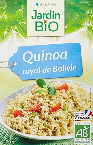 Jardin Bio Quinoa 400 g - Lot de 4