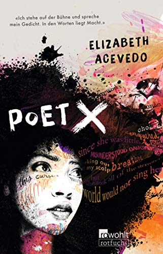 Buchseite und Rezensionen zu 'Poet X' von Elizabeth Acevedo