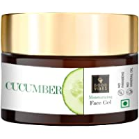 Good Vibes Cucumber Face Gel 50 g, Skin Hydrating Soothing Light Weight Formula, Helps Reduce Redness, Puffiness…