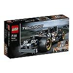 Lego 42046 Technic Fluchtfahrzeug, Auto-Spielzeug