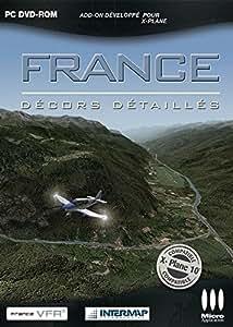 France décors ultra détaillés (add-on pour X-Plane 9)