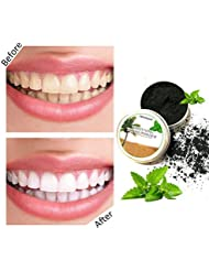 Yeshi 15g Natural Activated Charcoal Teeth Whitening Teeth Powder Organic Coconut Shell Powder Oral Care