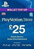 PlayStation PSN Card 25 GBP Wallet Top Up [PSN Download...
